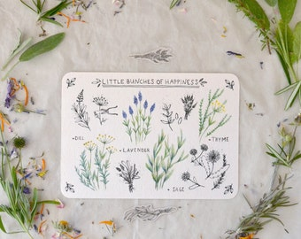 Little Bunches - Card
