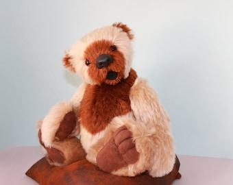 OOAK Mohair Artist Teddy Bear