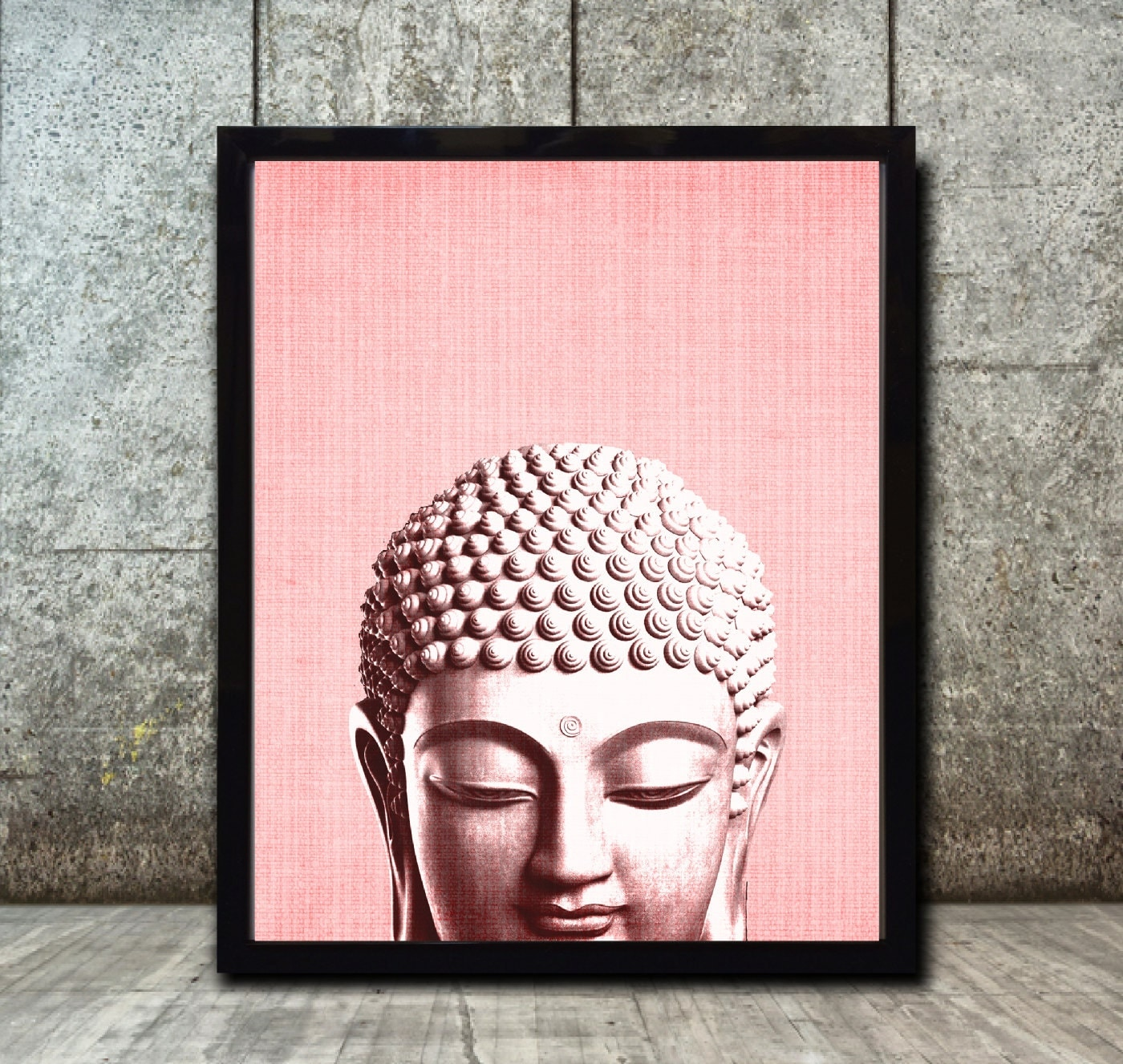 boho prints boho posters buddha wall art buddha print buddha. Black Bedroom Furniture Sets. Home Design Ideas