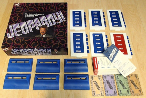 Jeopardy Board Game: 11 Best Work Stuff Images On Pinterest