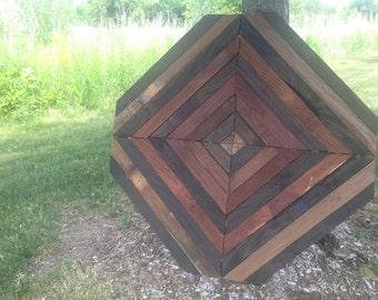 Wooden Pallet Art
