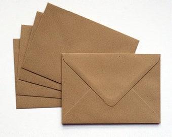 Lot - Envelope kraft