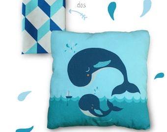 Cushion whale - Child