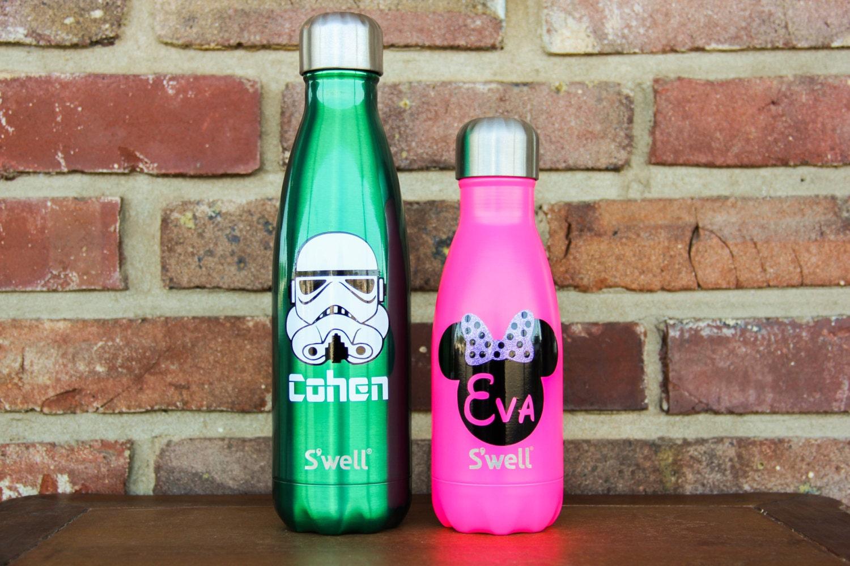 Glitter Disney Inspired S Well Bottle Part 2 Mickey