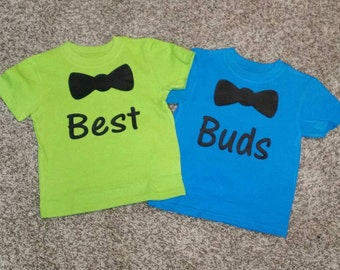 Best buds shirts for Boys