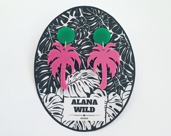 Miami Dangle Earrings
