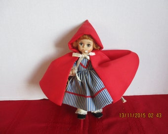 Madame Alexander Red Riding Hood