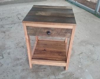 Barn nightstands