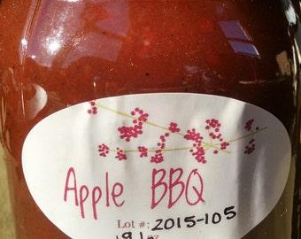 Apple BBQ Sauce, pint