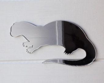 Otter Acrylic Mirror