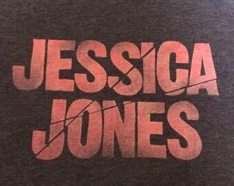Jessica Jones Bleach Shirt