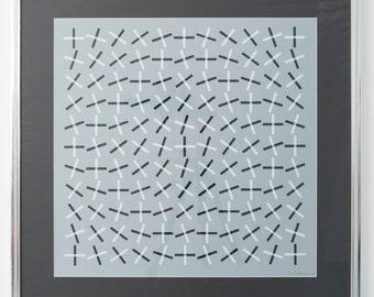 "Francisco Sobrino, ""Untitled"""