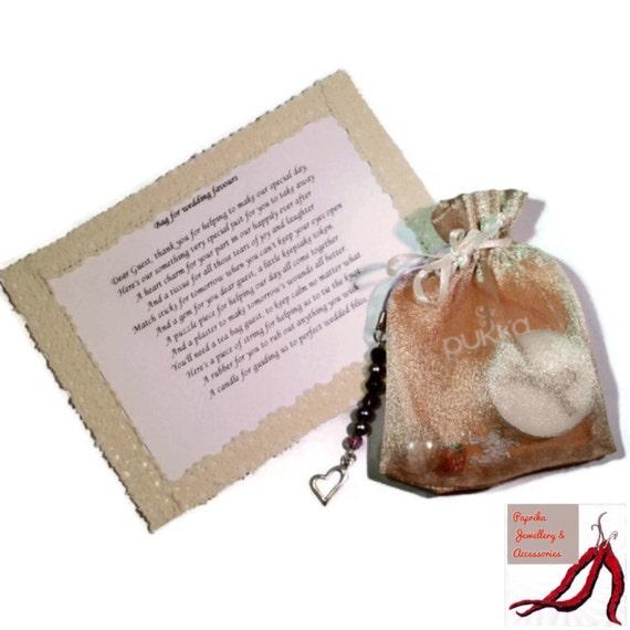 Wedding Gift Bag Poems : Wedding favour bag and wedding poem, personalised poem, wedding ...