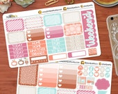 Suttle Fall weekly Planning Kit Perfect for your Erin Condren Life Planner!