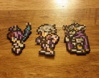 Mobius Final Fantasy Pixel Art FF