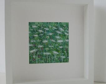 Wildflower Meadow Original Painting