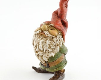 "3.5"" Miniature Fairy Garden Terrarium Garden Gnome Statue Dollhouse Decor"