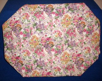 Flower Bouquet Placemats