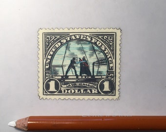 Duels of fate stamp