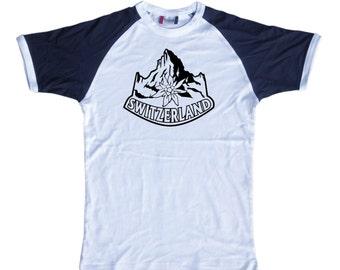 T-shirt Switzerland