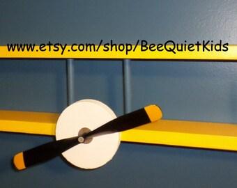 Bi-Plane Shelf / Wall Decor