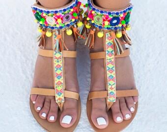 "Sandals ""Bon Bon"""