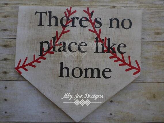 Https Www Etsy Com Listing 267949845 Baseball Home Plate Home Decor Home