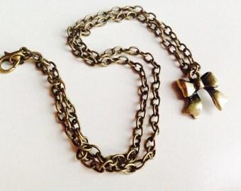 Sale | Bow | Ribbon | Pretty | Necklace