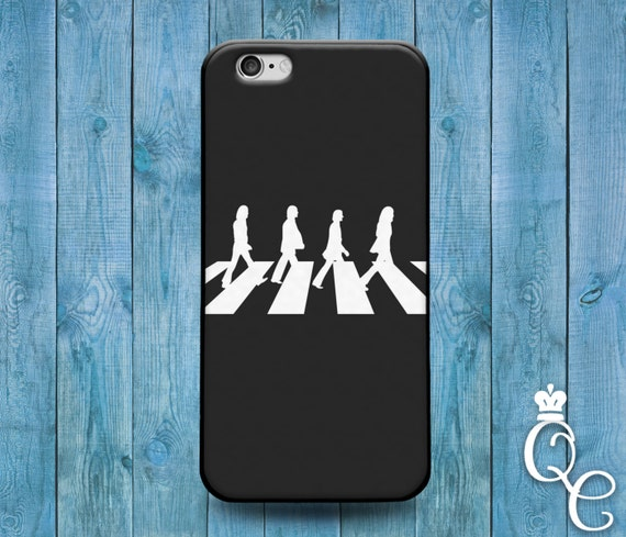 iPhone 4 4s 5 5s 5c SE 6 6s 7 plus iPod Touch 4th 5th 6th Generation Cool Grey White Cover Famous Rock Band Hippie 1960s Cute Phone Case