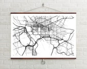 Map of D.C. | Washington D.C. | Washington D.C. Art | Washington D.C. Map | Washington D.C. Print | Washington D.C. Decor | D.C. Gift