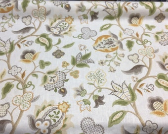 P Kaufmann PIED A terre vanilla by the yard linen rayon