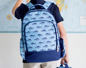 Fin Collection Backpack!