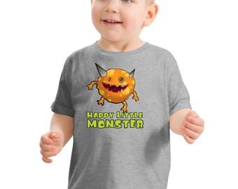 Happy Little Monster (Ugg) Toddler T-Shirt