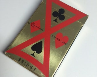 Remembrance Deck, playing cards with redi-slip finish