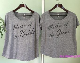 Mother of the Bride Shirt, Mother of the Groom shirt, Bachelorette Party Shirts, Bachelorette Party, Bridal Shower, Bride Groom Mother Gift