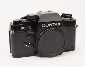 Contax RTS, 137 MD, 137 MA & 139 Quartz Replacement Cover - Recycled Leather