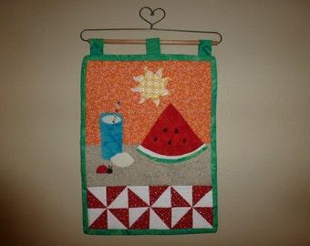 Mini Watermelon Wall Hanging