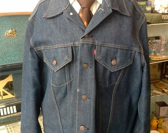 Vintage Men's Levis Denim Jacket