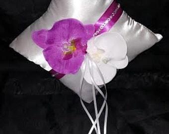 Custom Made Ring Bearer Pillow