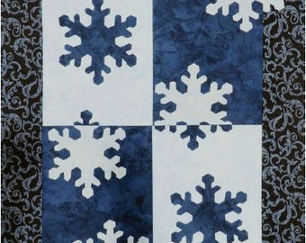 Magical Winter - Snowflakes -- Pattern/Download