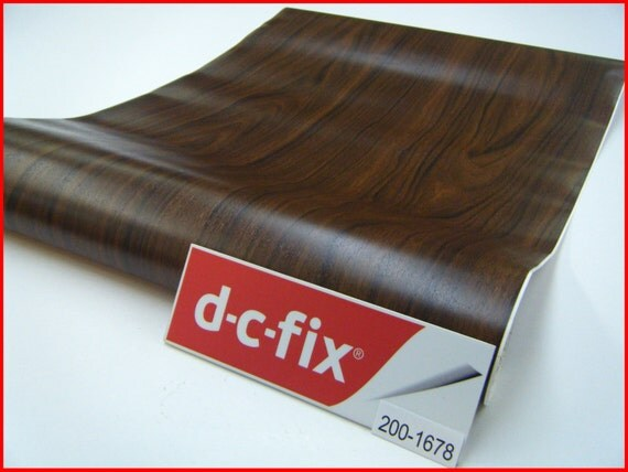 dc fix wood grain 1m x 45cm design sticky back self adhesive material vinyl contact paper 200. Black Bedroom Furniture Sets. Home Design Ideas