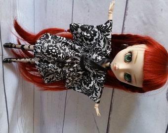 Kimono wa lolita - lace