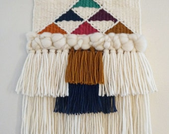 Handwoven Wall Hanging - Tapestry