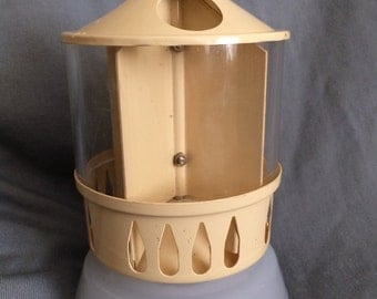 Vintage Dental cotton dispensor