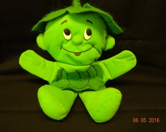 Little Green Sprout hand puppet