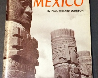 A Field Guide to the Gems and Minerals of Mexico 1965 edition