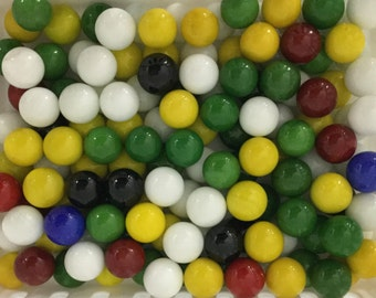 Marbles, Glass Marbles, Glass, Chinese Checkers Marbles, Replacement Marbles, DIY,