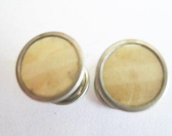 Pair of Snap Cuff Links