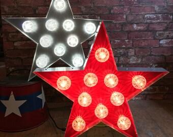 Light Up Circus Star