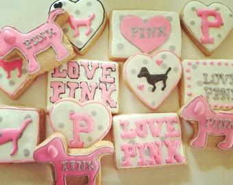 Victoria's secret cookies (12 cookies)